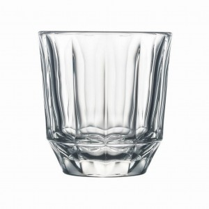 SZKLANKA SHORT DRINK CITY LA ROCHERE 250 ML - TRANSPARENTNA